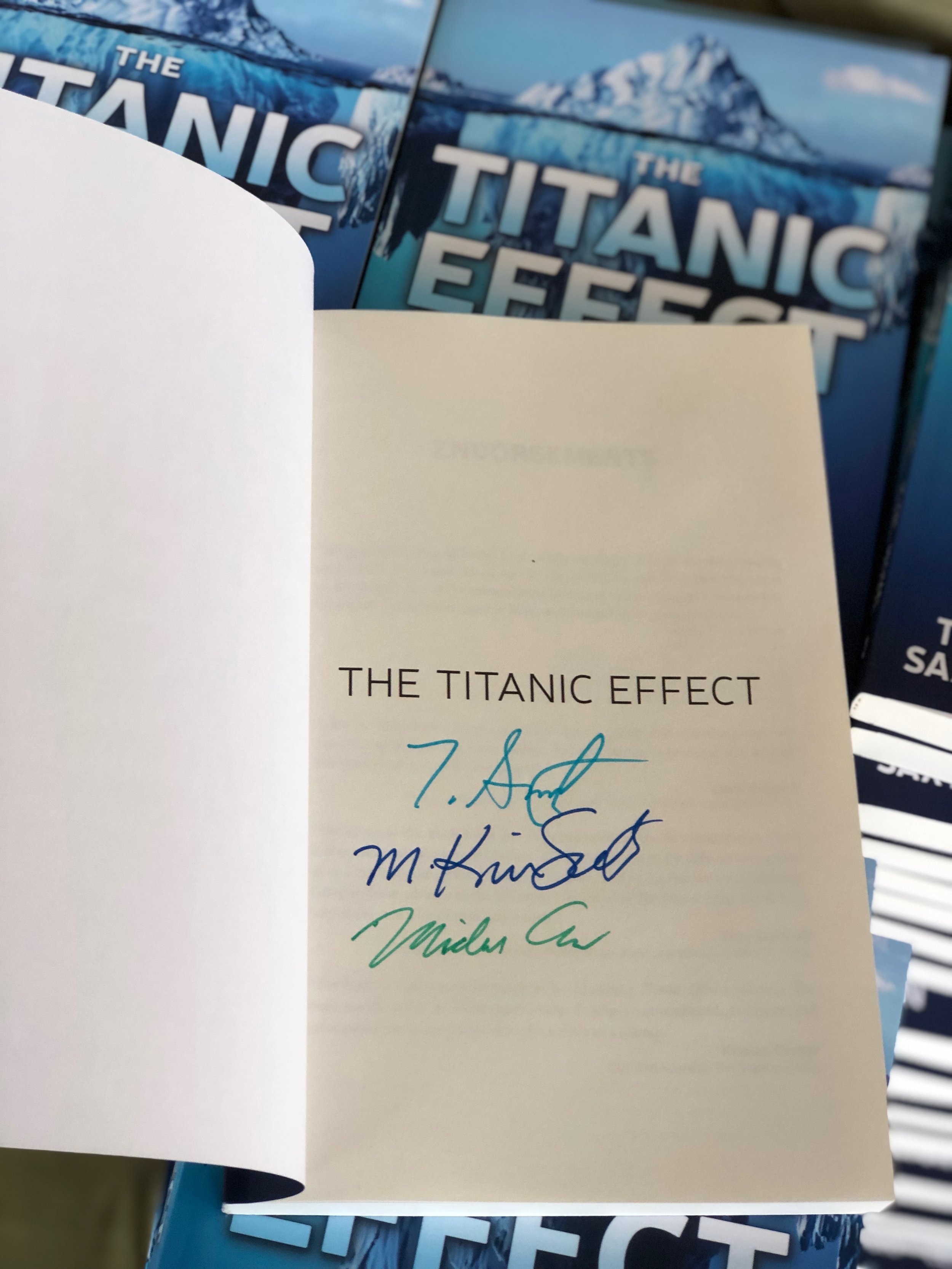 Signed copies of The Titanic Effect.jpg