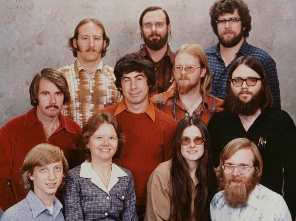 Microsoft's Founding Team