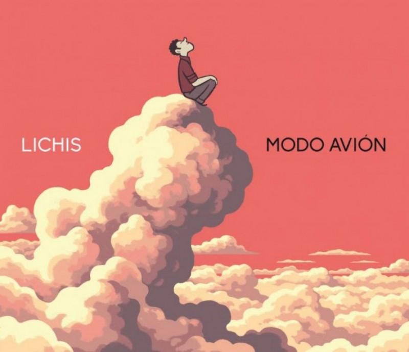 Modo Avión - Band :LichisTitle: Modo aviónLabel :Warner musicFormat: CD