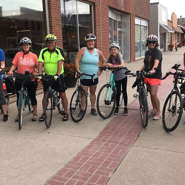 TB Bike Club...Monday's 5:30pm, all are welcome!!!