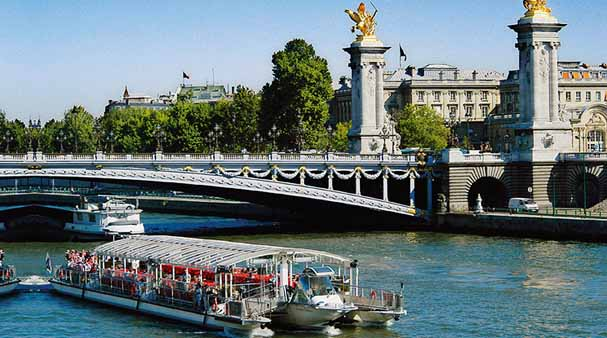 France River Seine