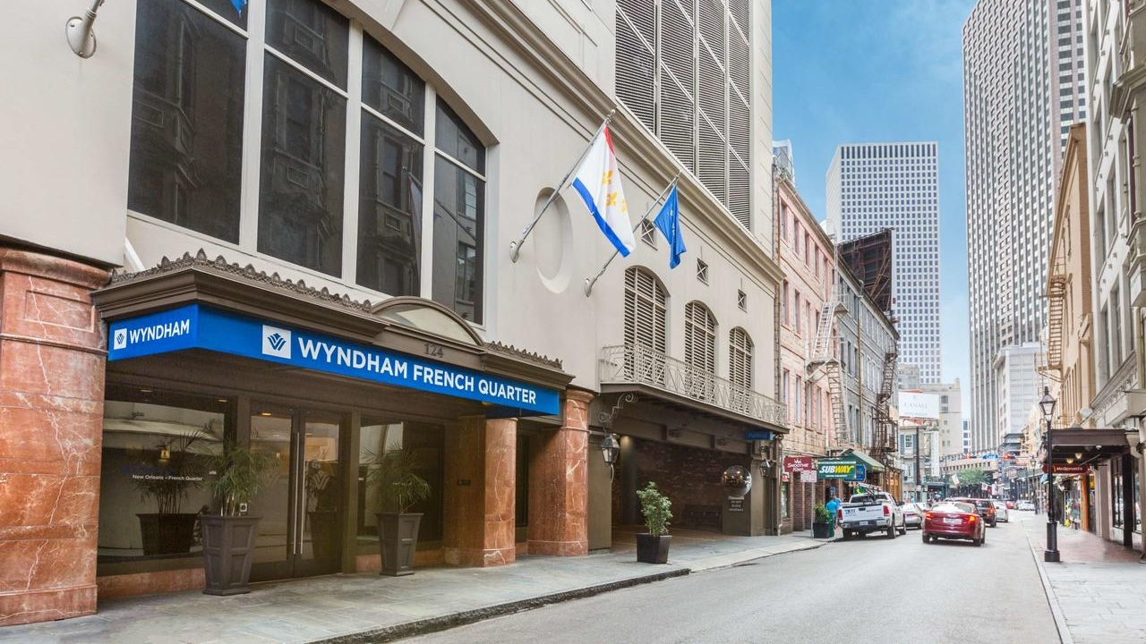Wyndham French Quarter - 5 days/ 4 nights at Wyndham New Orleans - French Quarter, where you'll find thoughtful amenities and comfortable guest rooms.
