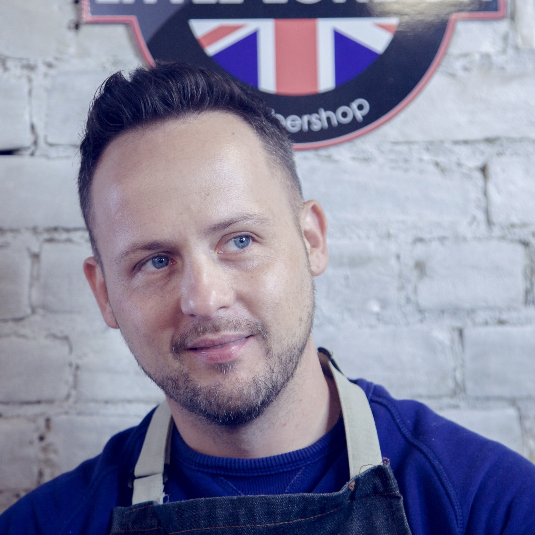 MIGUEL, Senior Barber  Leslieville: Wed-Sat