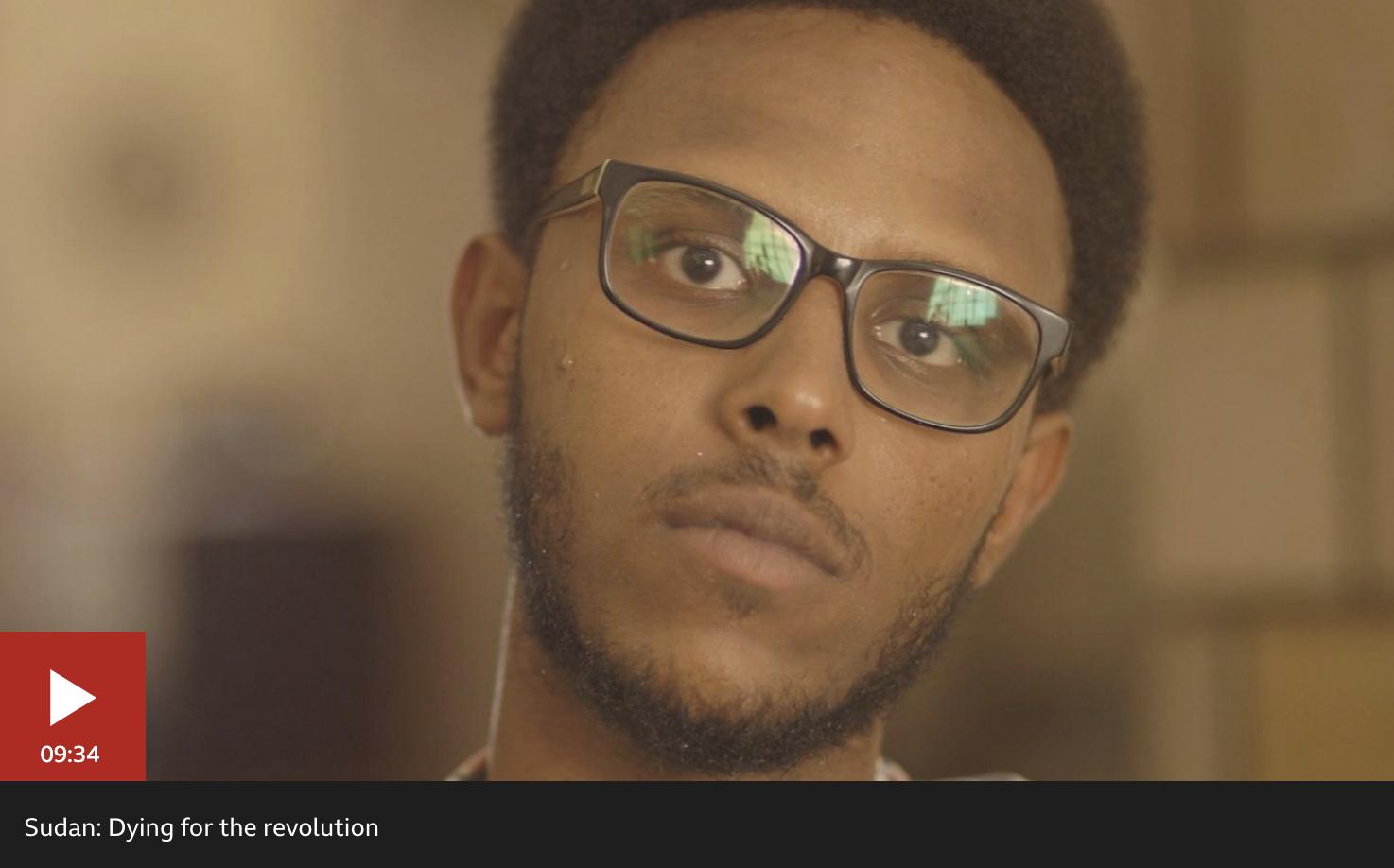 BBC Sudan Revolution