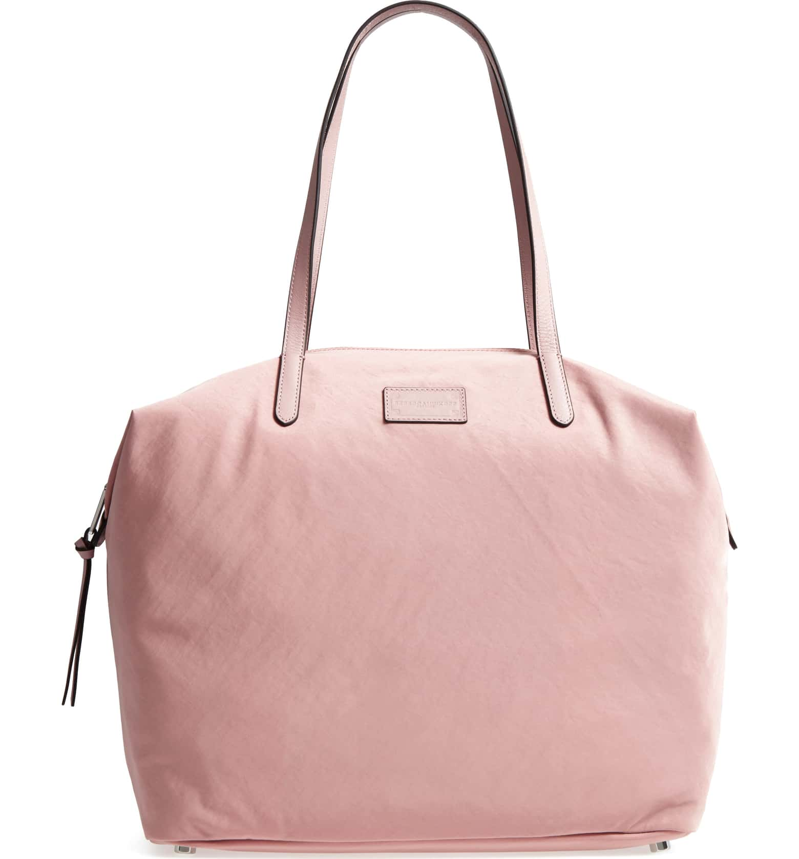 6. Tote/Purse - Rebecca Minkoff Washed Nylon Tote