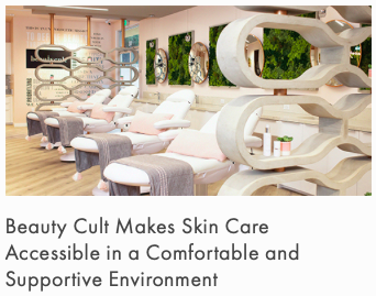 Beauty Cult offers a variety of services, ranging from facials to injectables…