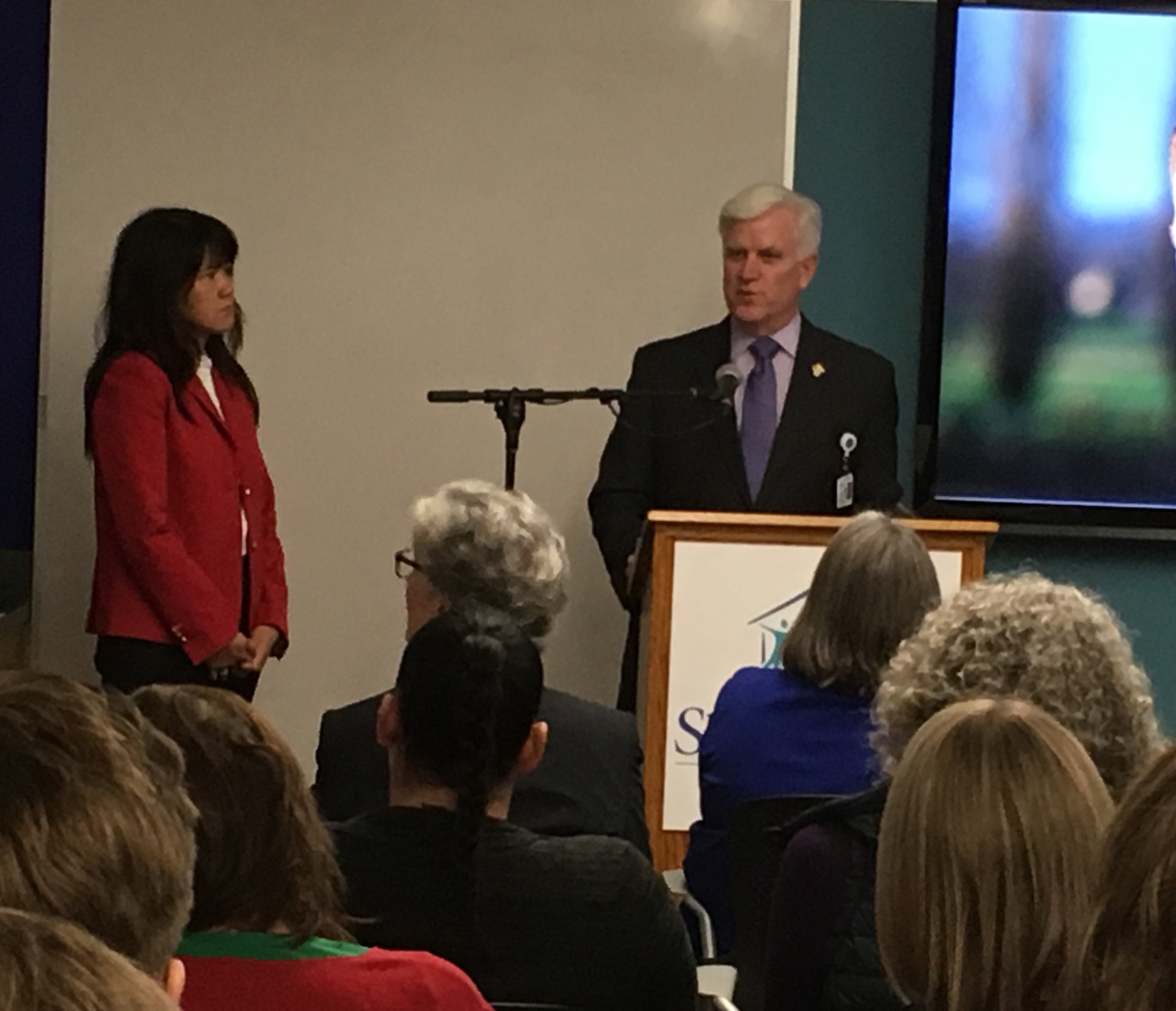 Kaiser Permenente/PeachHealth Shelter Care launch to increase affordable housing.