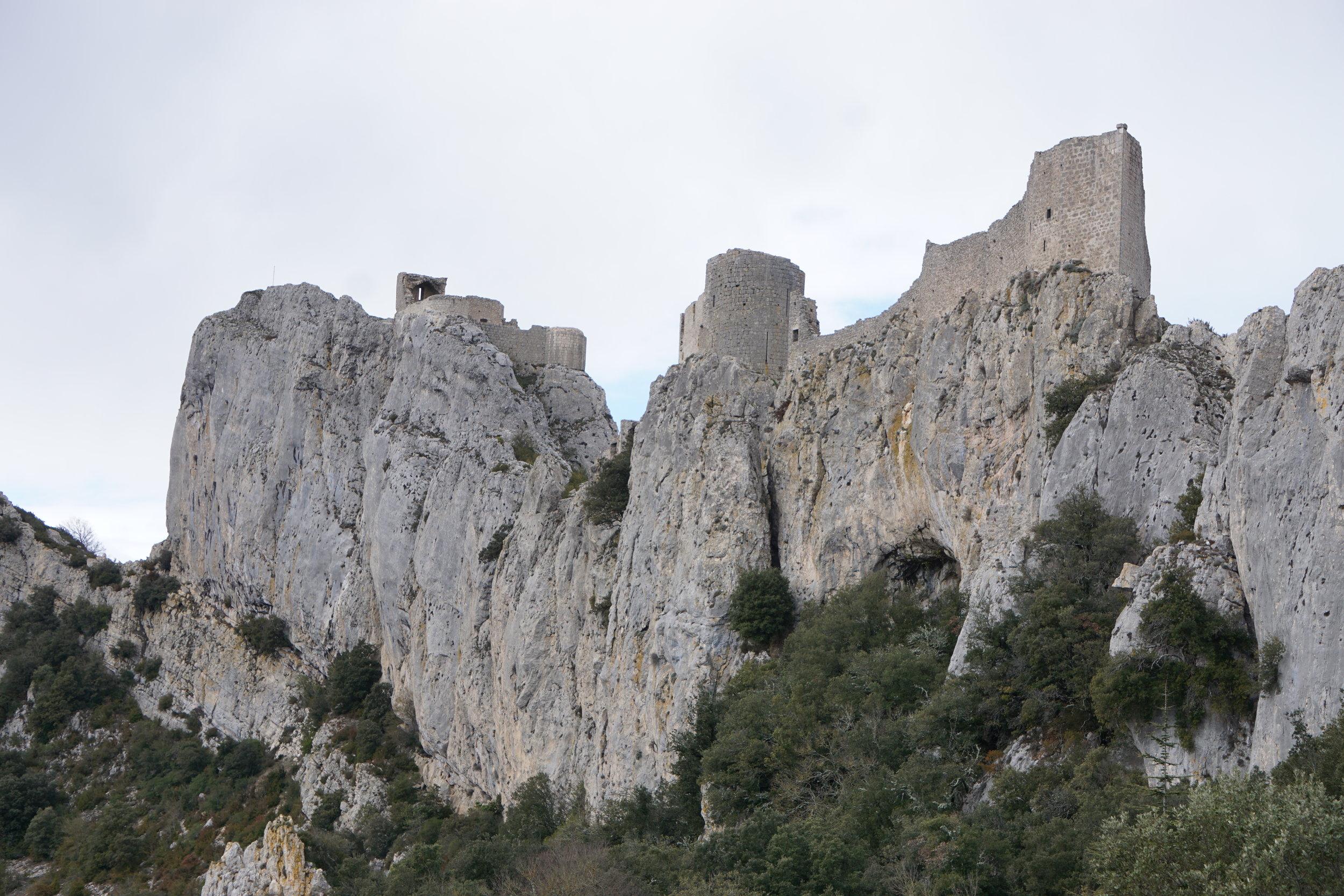 Peyrepetuse Castle