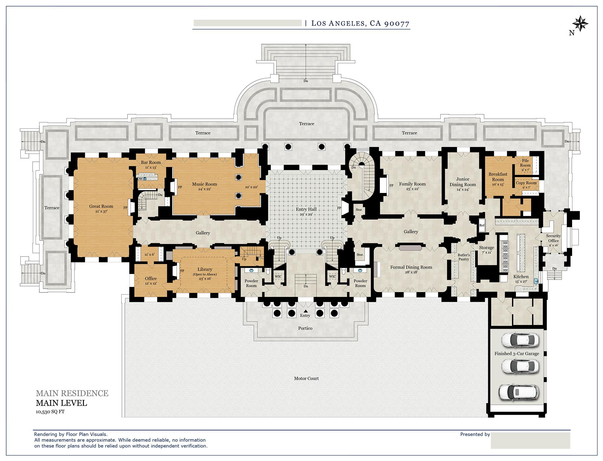 Residential Floor Plans Gallery Floor Plan Visuals
