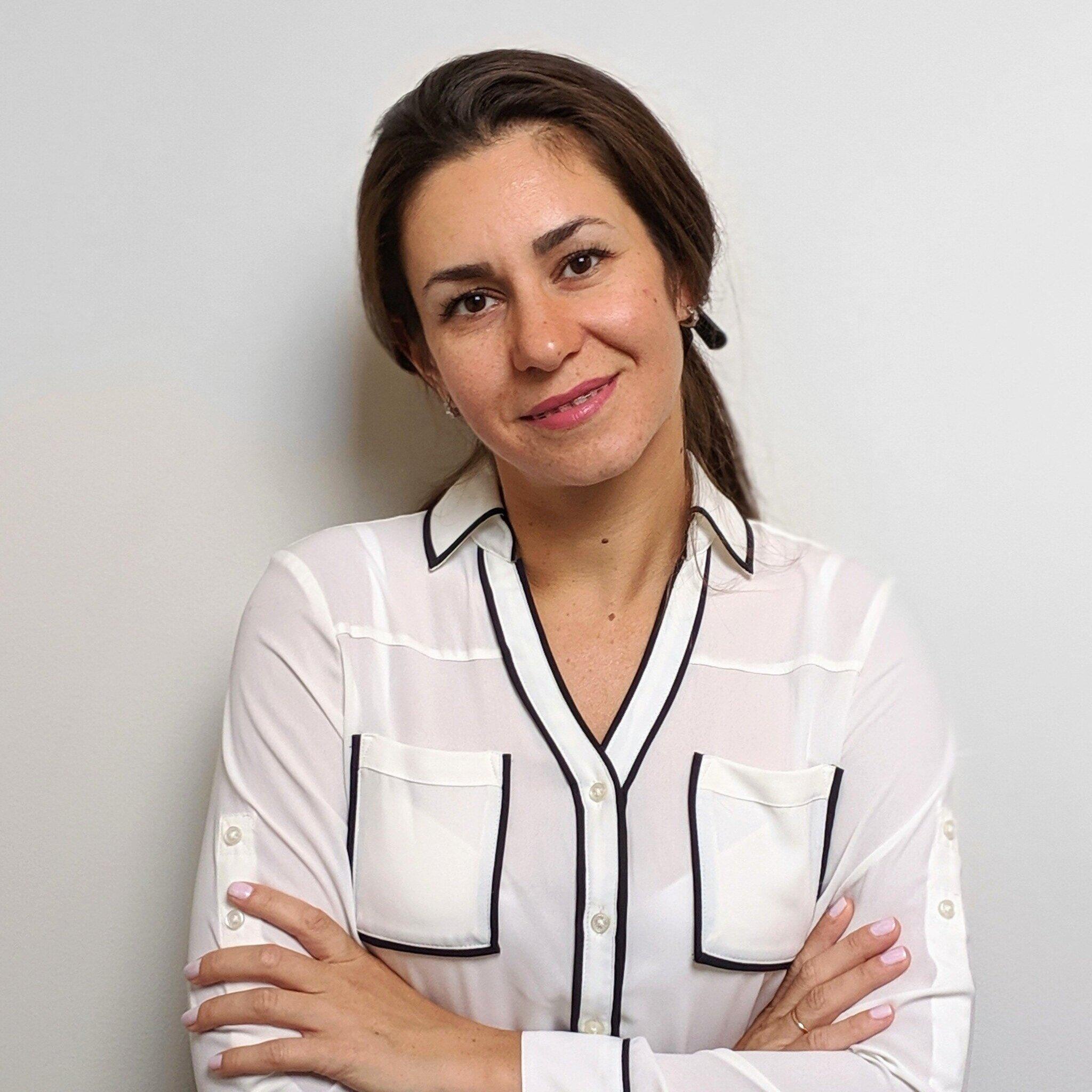 Irene Suslova   Charleston