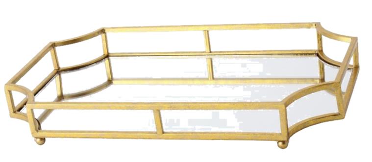 Wayfair gold tray.png