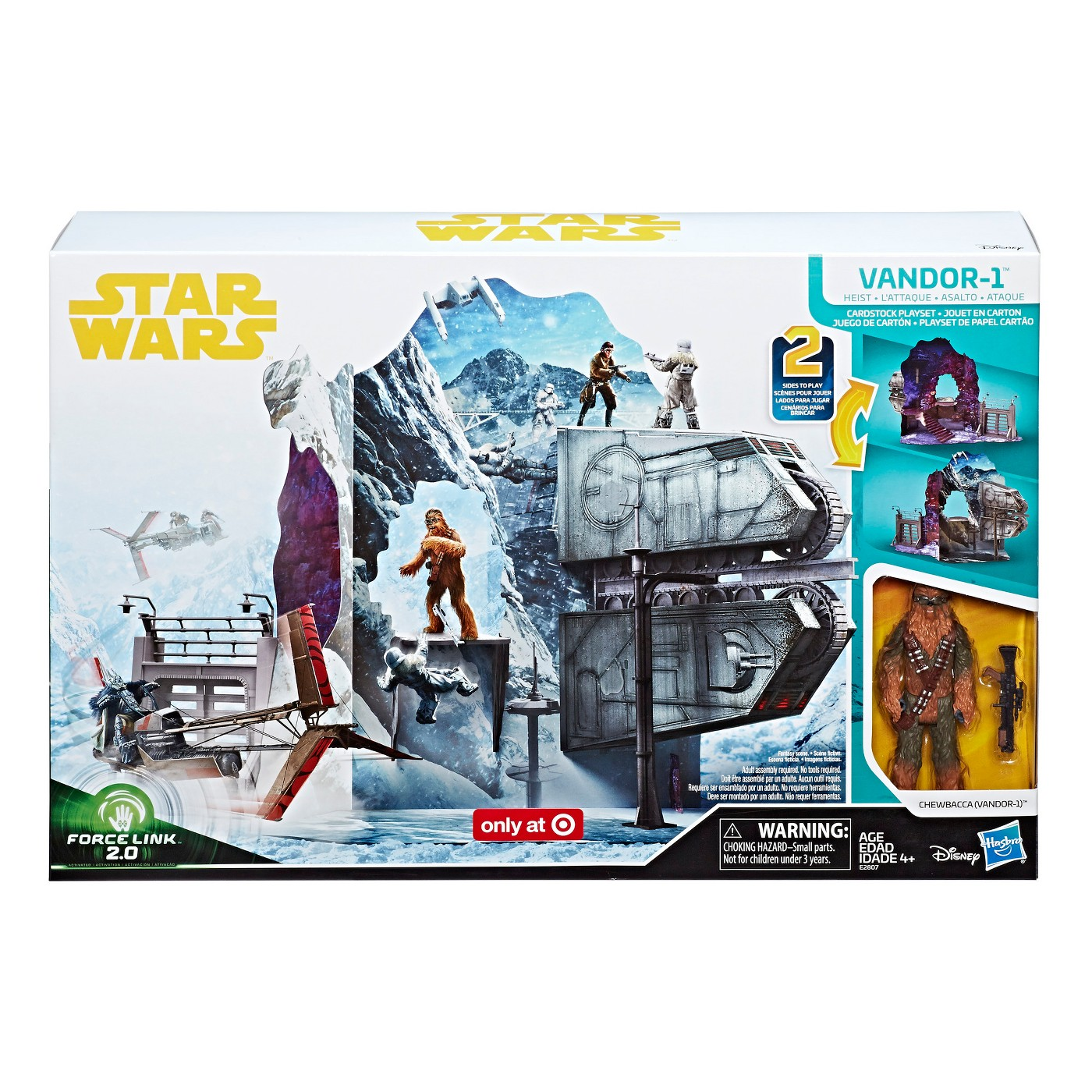 Solo: A Star Wars Story Playset