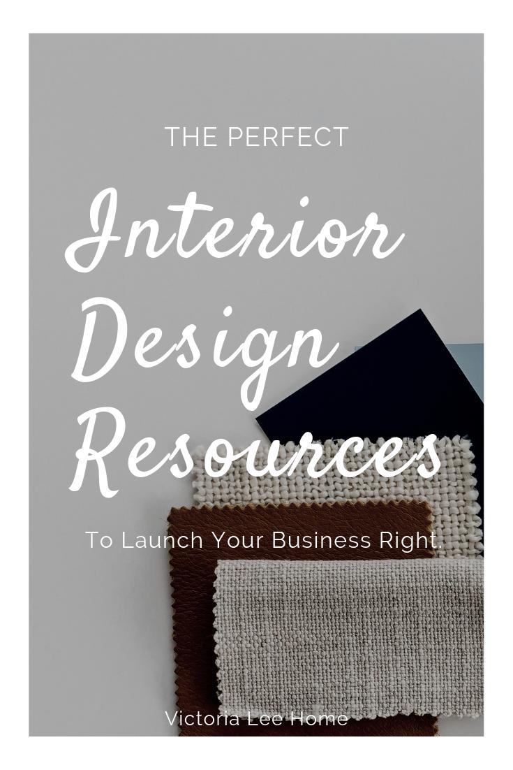 Interior Design Resources