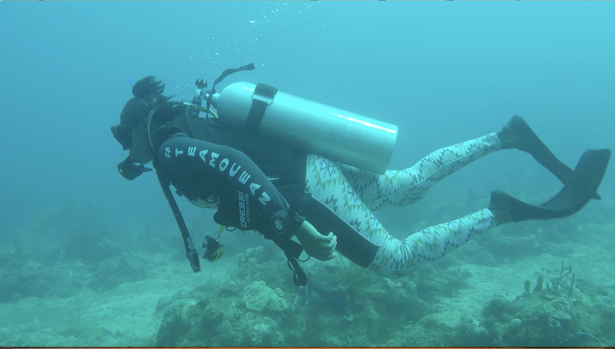 alisha scuba diving salt domnica team ocean learn to dive padi certification.jpeg