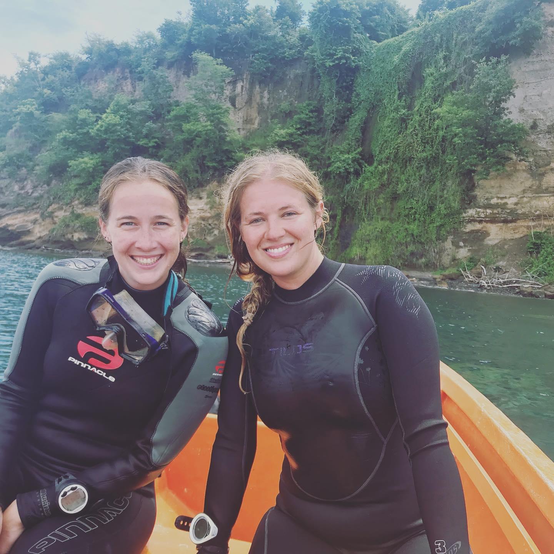 Meet Emily & Marie - our Maritime