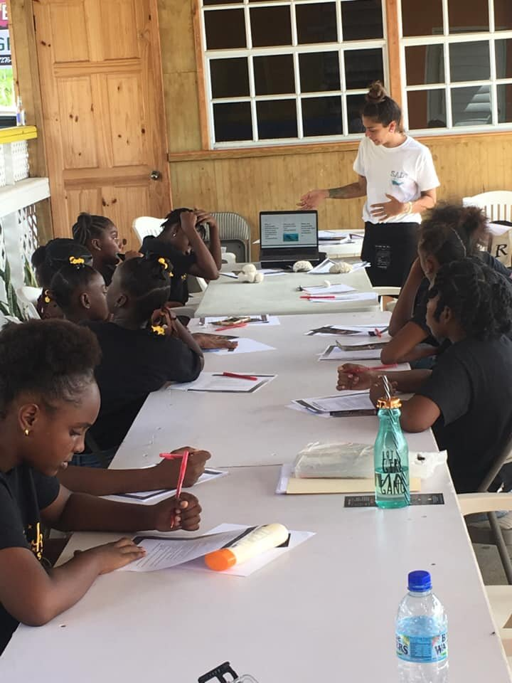 salt kayla teaching project aware coral reef conservation specialty to local youth dominica.jpg