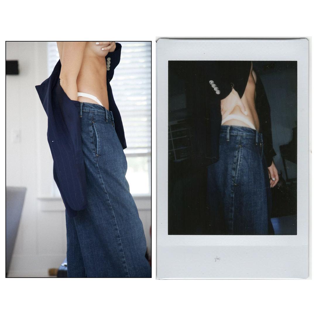 Frame Jeans for Goop