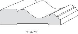 "WS475 - 3/4"" x 2-3/4"""