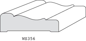 "WS356 - 11/16"" x 2-1/4"""