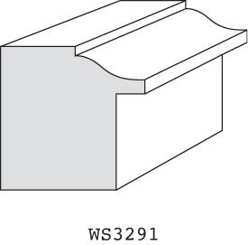 "WS291 - 1-13/16"" x 1-1/4"""