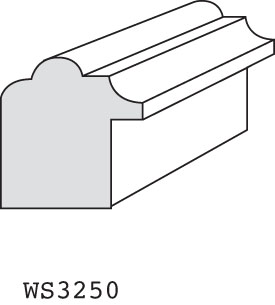 "WS250 - 1-1/8"" x 15/16"""