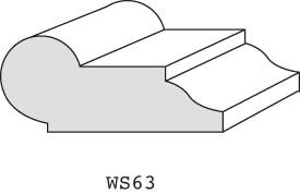 "WS63 - 3/4"" x 1-3/4"""