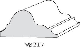 "WS217 - 3/4"" x 1-1/2"""