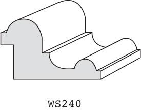 "WS240 - 1/2"" x 3/4"""