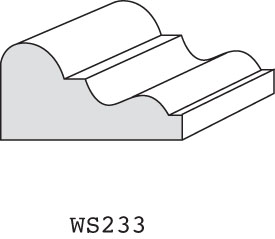 "WS233 - 5/8"" x 1-1/4"""