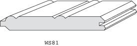 "WS81 - 3/8"" X 3"""