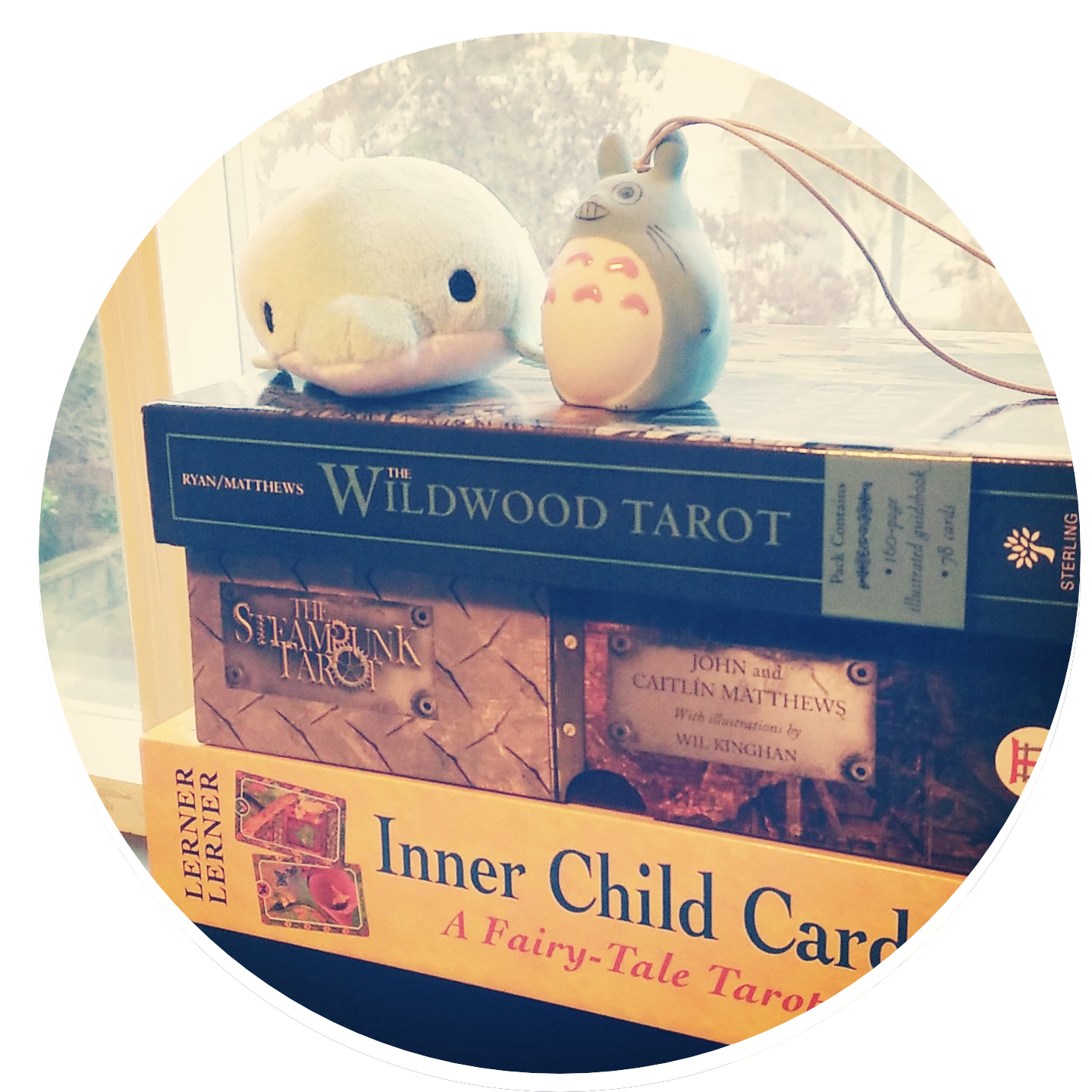 Let me tell you asecret...I never likedreading tarot books either. - Don't get me wrong - I'm not saying that I never read any tarot-related books, or that I absolutely hate them. The books I started out with were integral to my tarot learning and helped me shake off my newbie status. But after a while, I just felt like I was reading the same thing over and over and over. And personally, I have never been interested in the esoteric or witchy side of tarot, so a lot of the information out there didn't seem like they were for me.