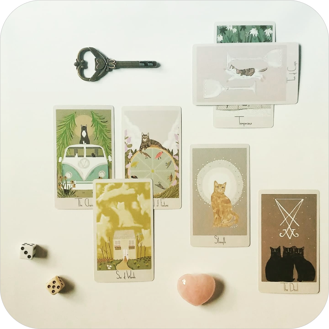 A tarot spread is kind of like a ROAD MAP that captures your unique perspecives and thought process - When you think about it, a tarot spread is essentially a creative piece that is super functional, super expressive, and super conductive of the ideas that you're trying to...wait for it...