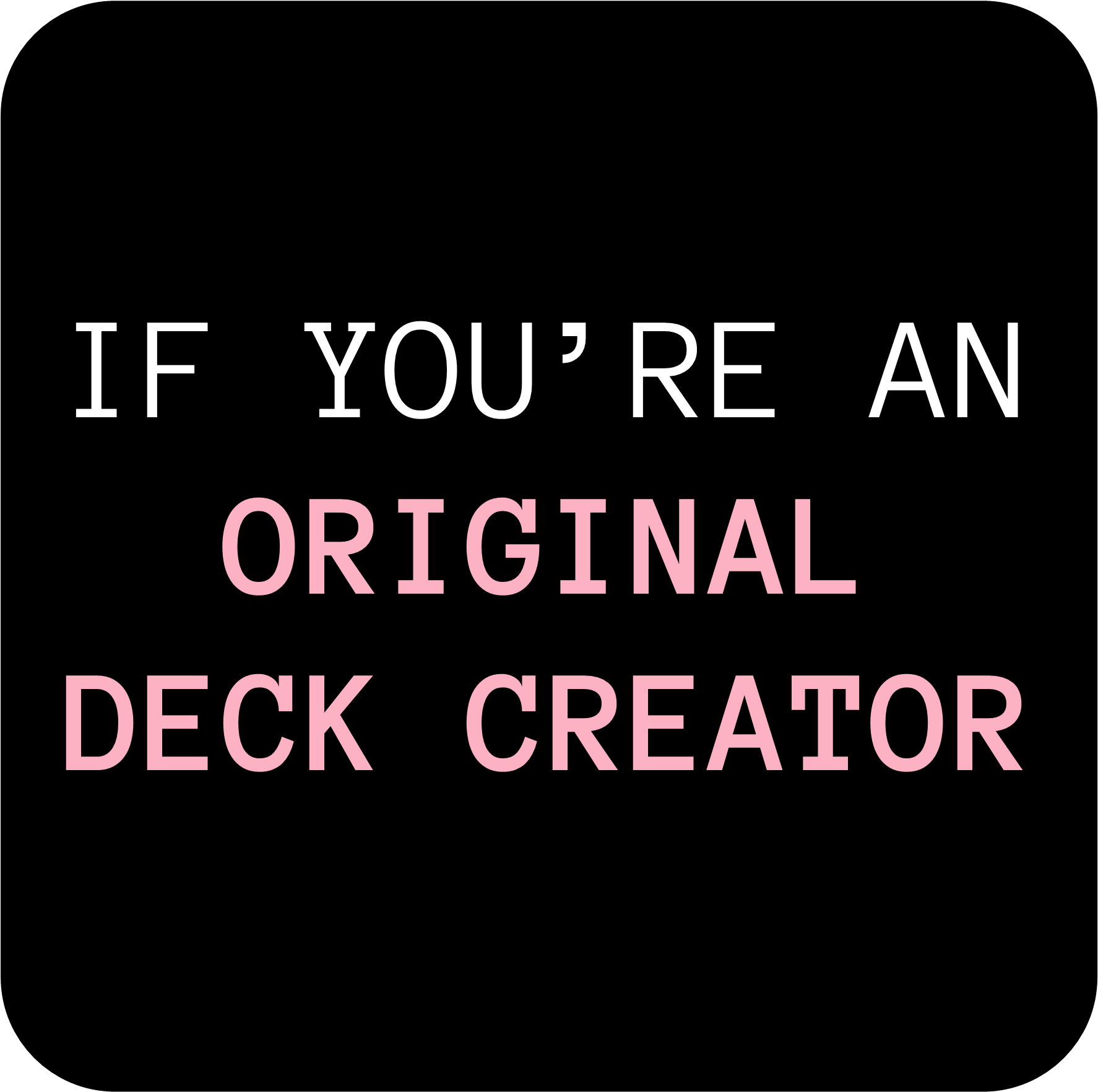 If you are a DECK CREATOR... - ⚙️...and you want to create original spreads to go with your original deck⚙️...spreads that help your deck users explore the unique story world of your deck more deeply ⚙️...spreads that guide + teach your deck users how they can best utilize your deck⚙️...spreads that inspire + communicate your creative intention and your message⚙️...spreads that all-in-all make your deck more worthwhile and attractive Then this add-on is for you! Embark on THE DECK CREATOR'S QUEST to unlock this add-on. 🗝️