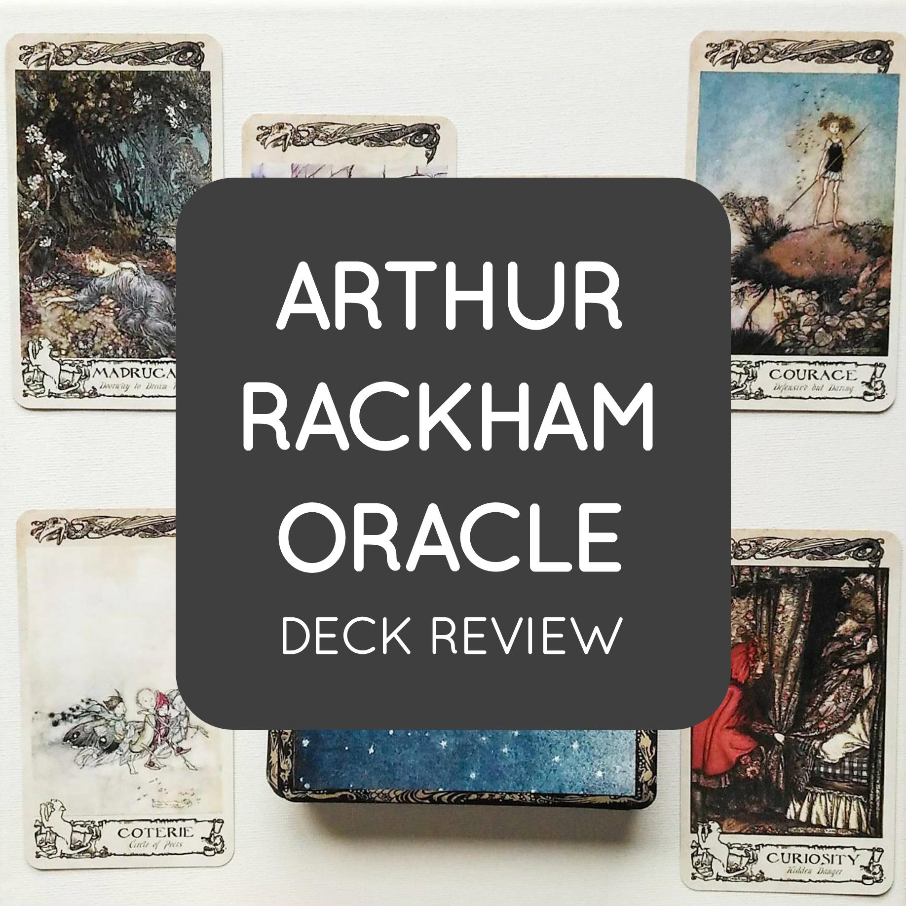 05-arthur rackham oracle deck review.png