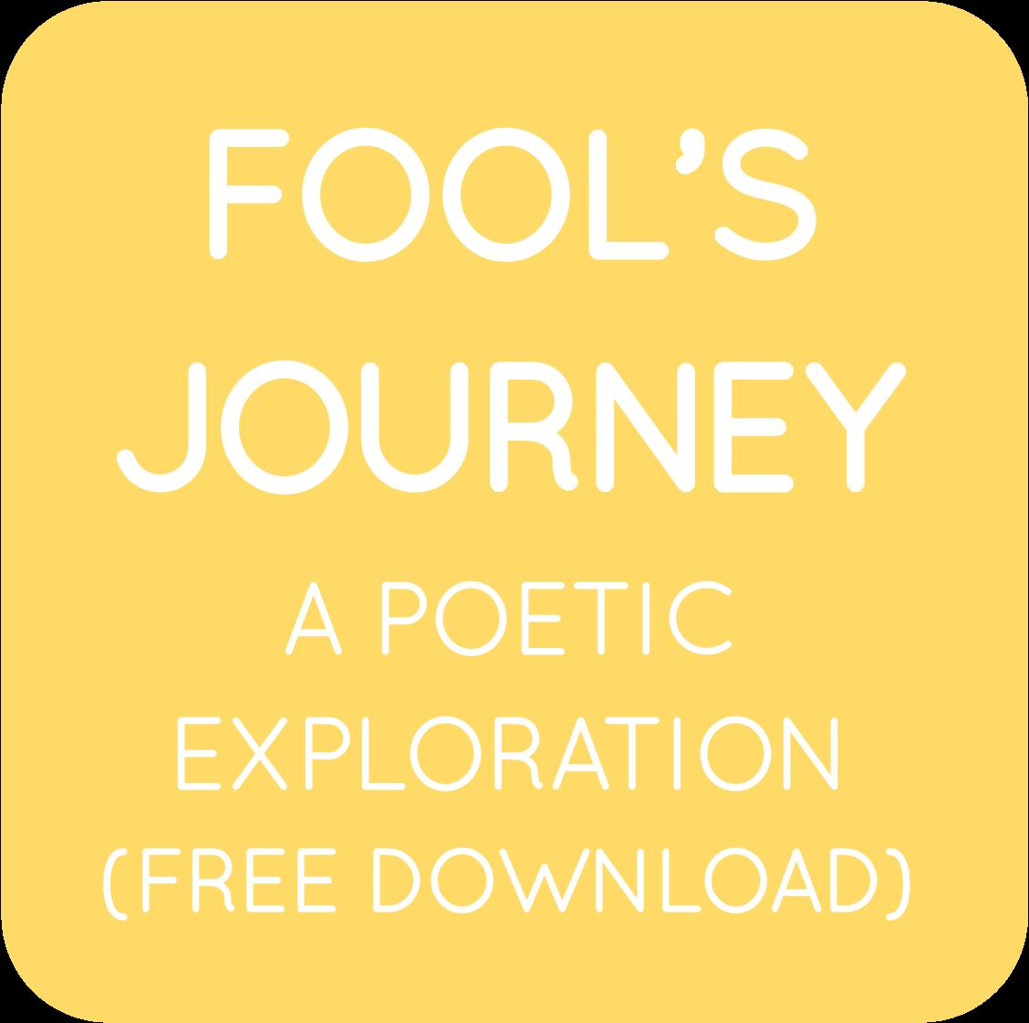 25-fool's journey poetic exploration.png
