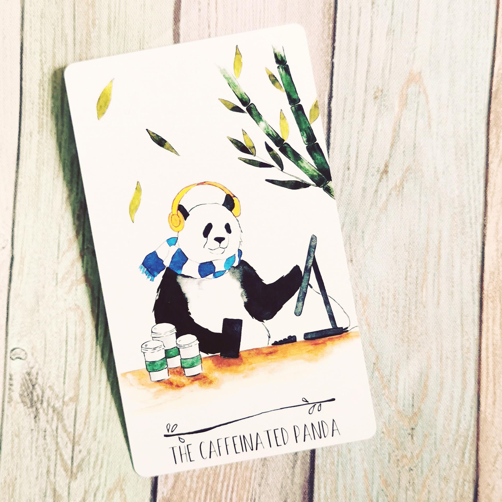 THE CAFFEINATED PANDA:  TEA, COFFEE, TECHNOLOGY & GADGETS