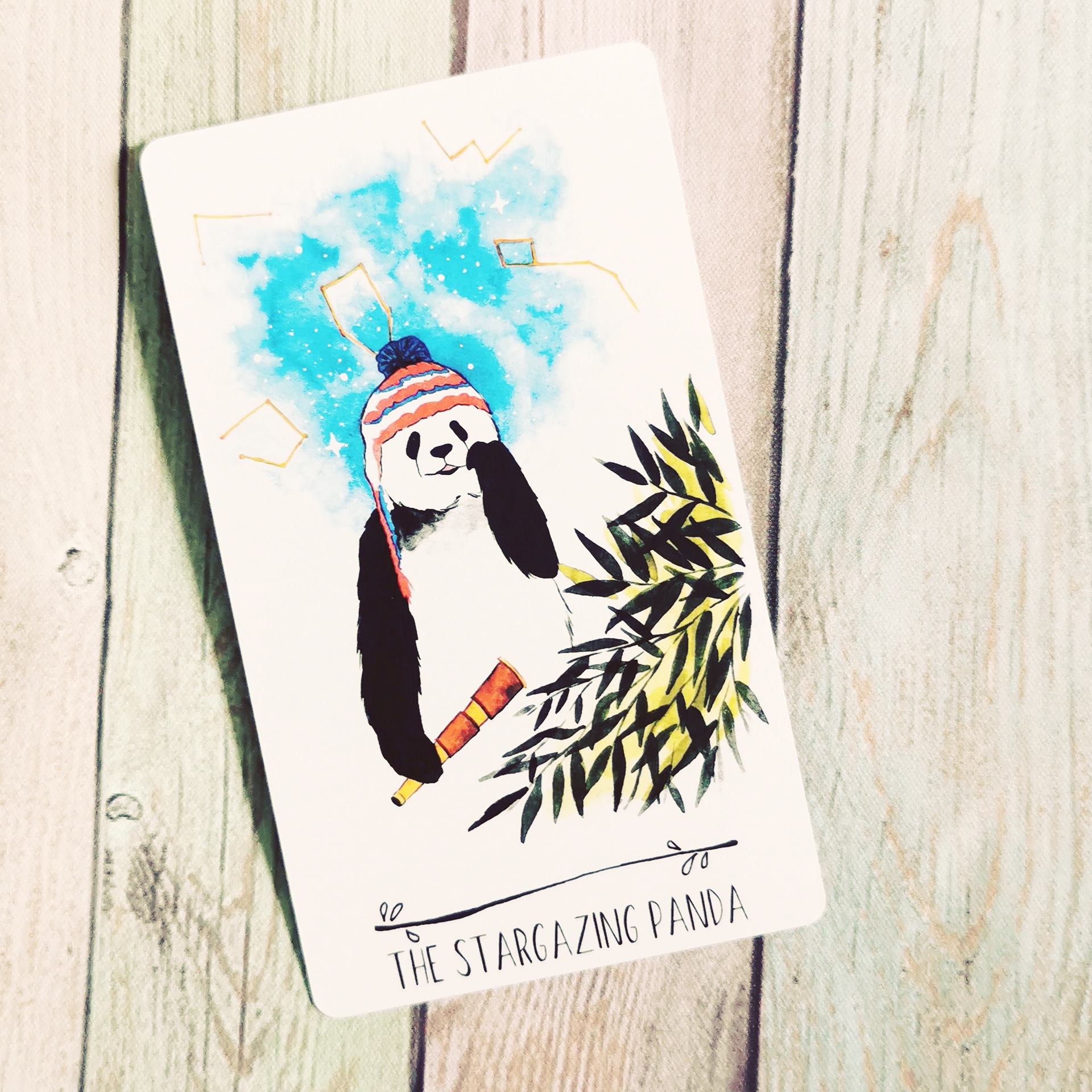 THE STARGAZING PANDA:  ASTROLOGY, DIVINITY, PRAYER & PHILOSOPHY