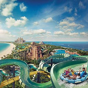 Réservation parc aquatique Dubaï