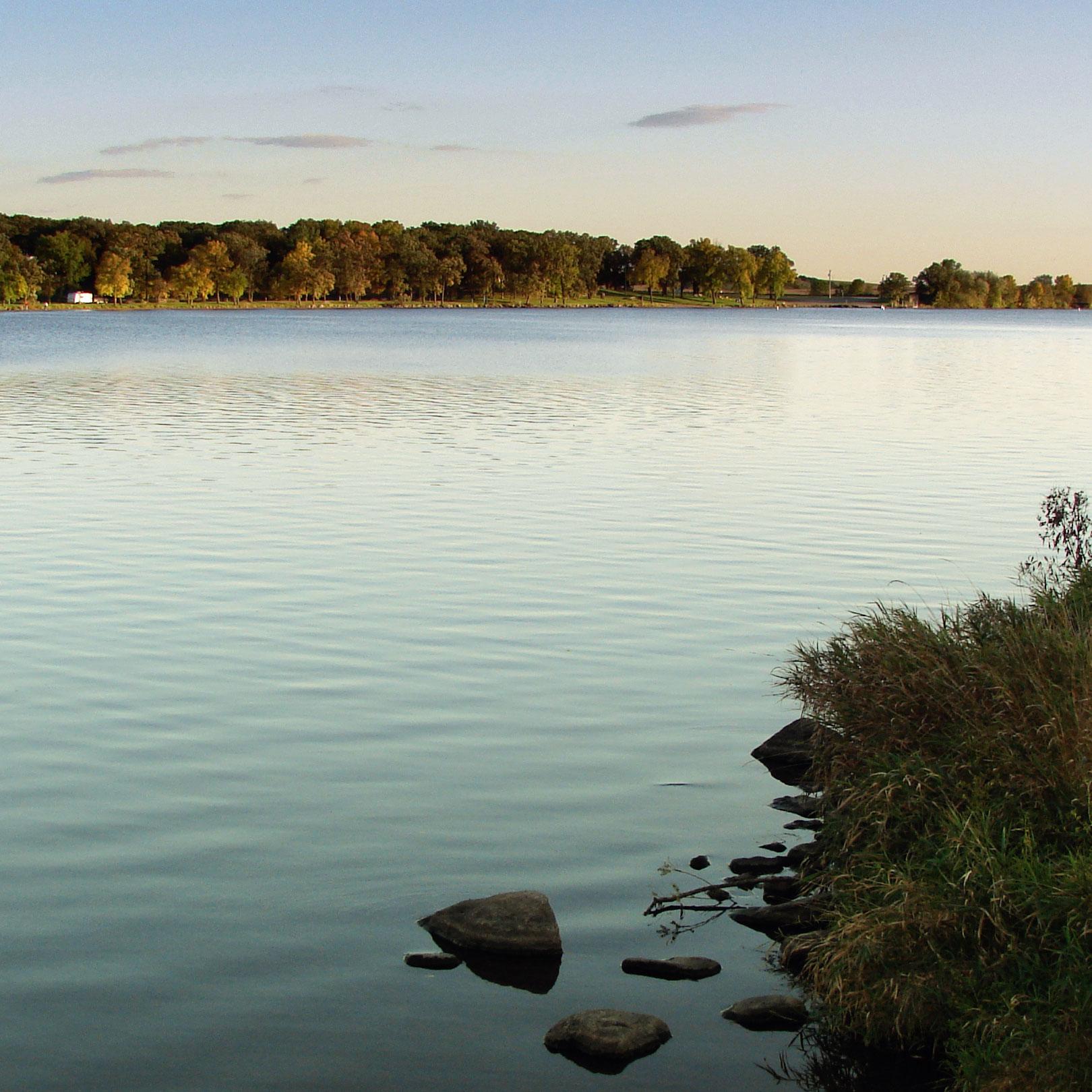 Camping & Fishing -