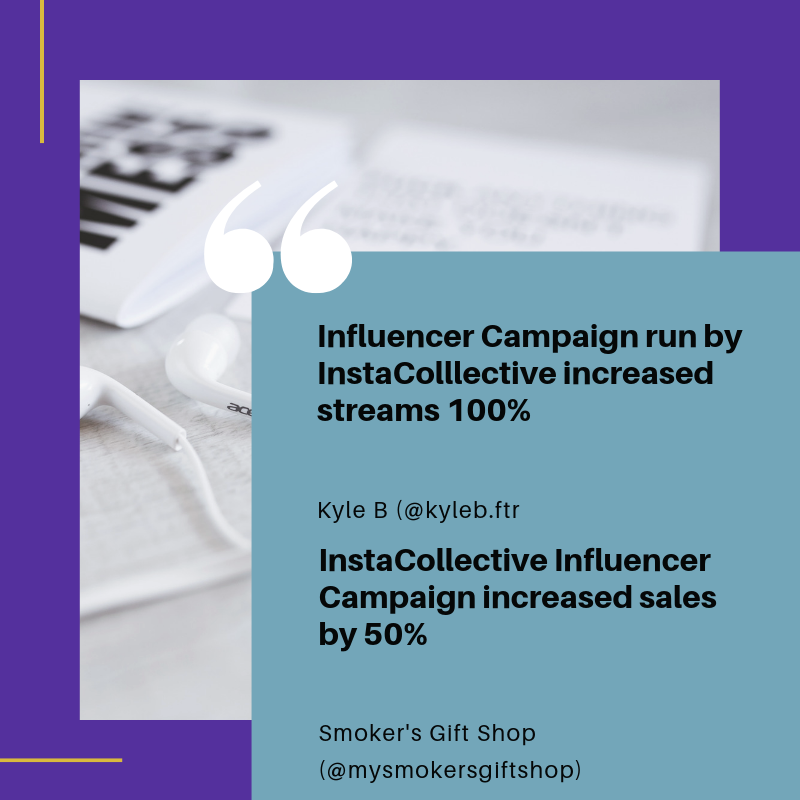 Instagram Influencer campaigns by InstaCollective