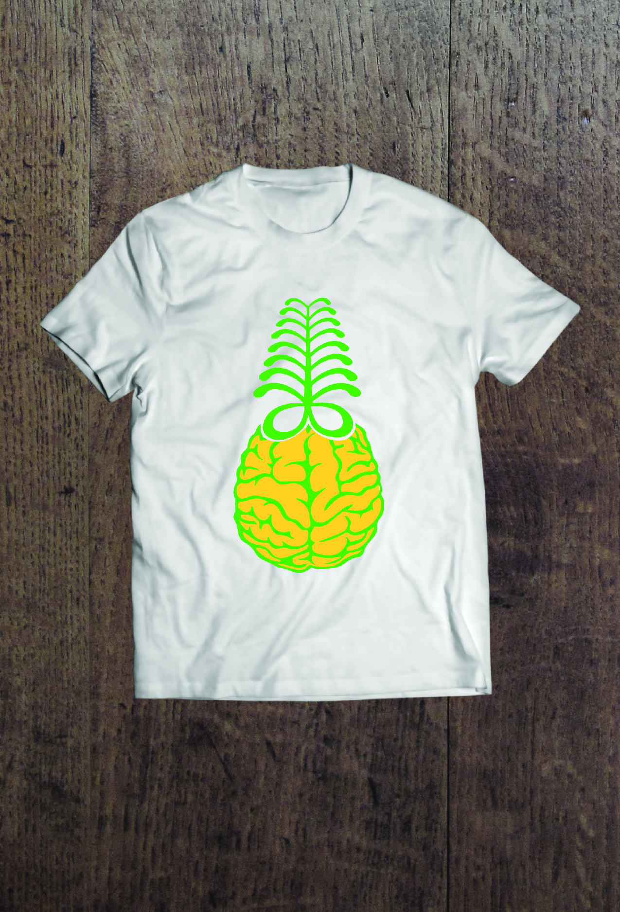 Coming soon... - Our mental well being is imperative! Atop the brain is the Adinkra symbol