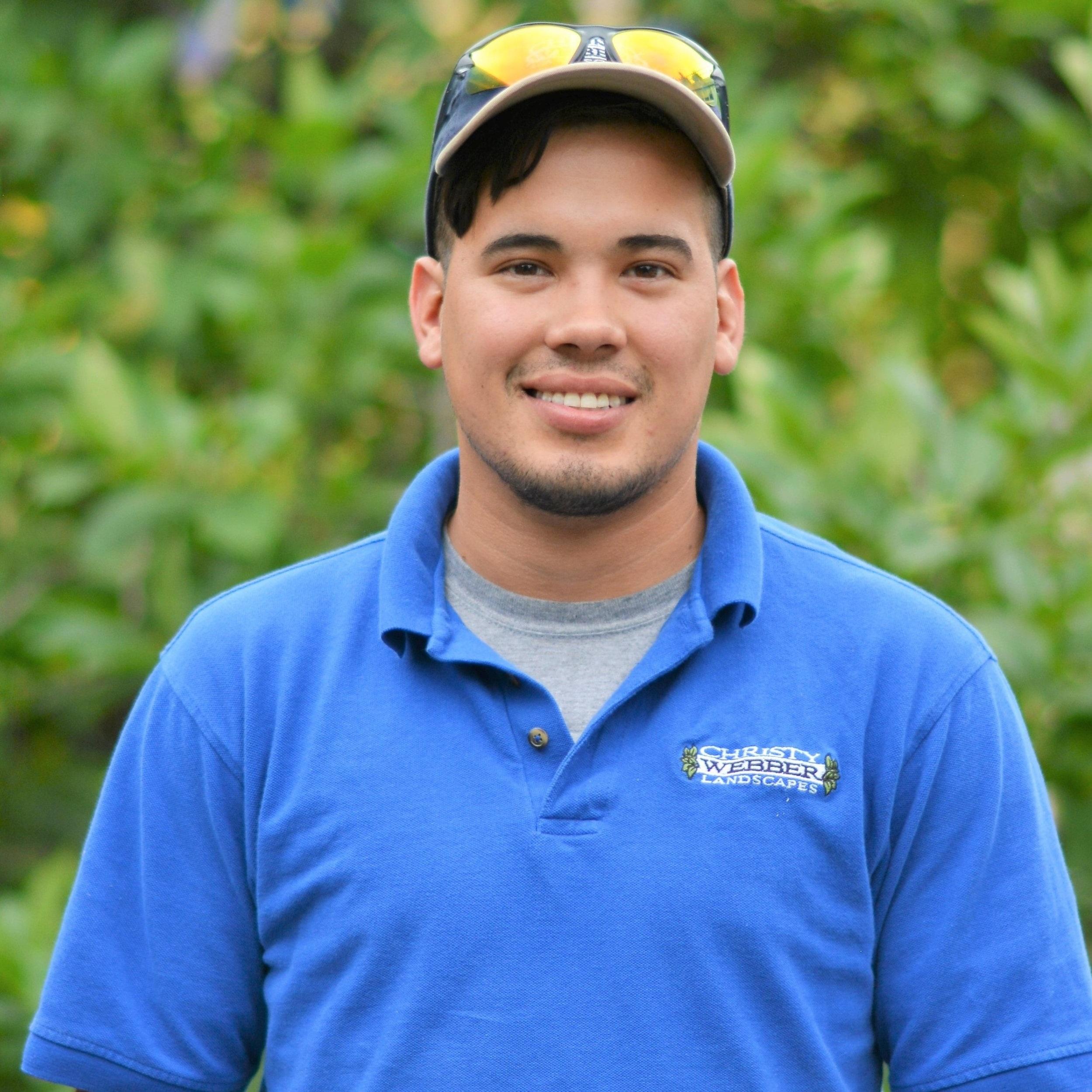 ROSENDO VITELA  Field Supervisor       rosendo.vitela@christywebber.com