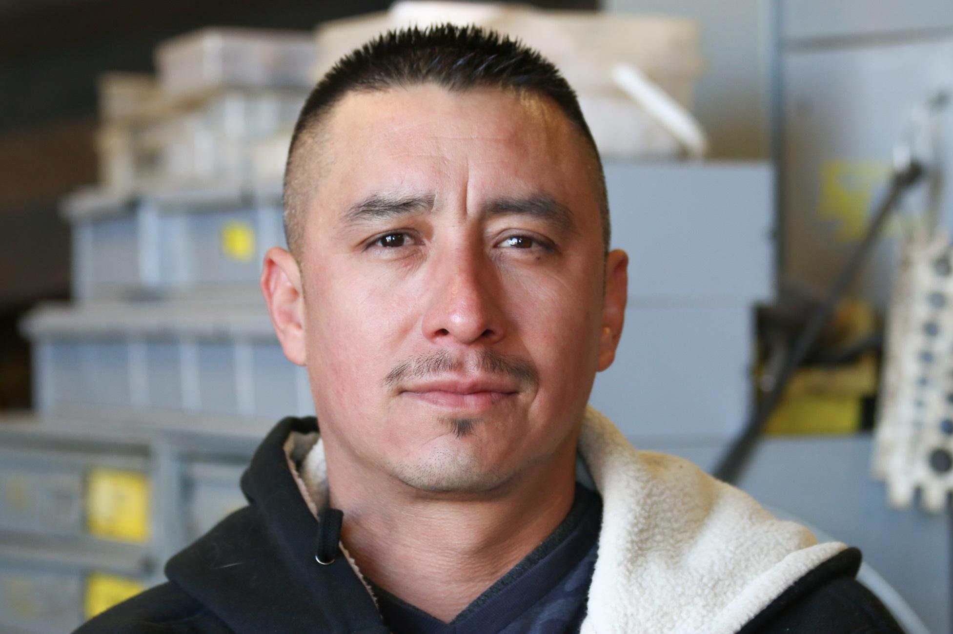 ALBERTO MORALES  Mechanic  alberto.morales@christywebber.com
