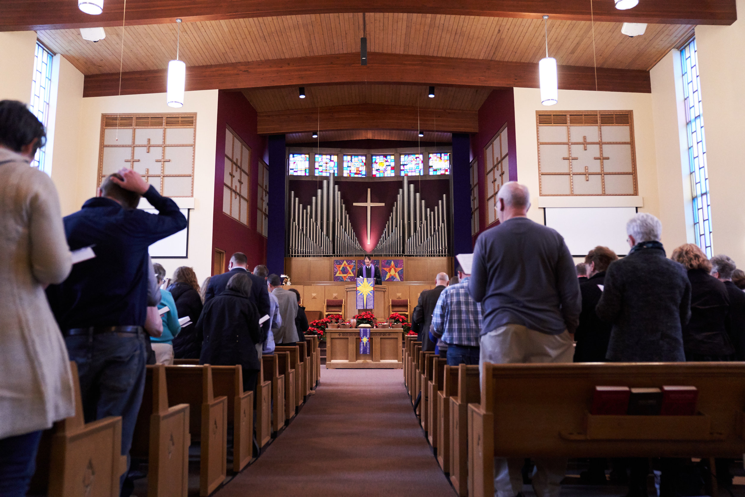 Our Vision - We strive to have vibrant & liturgical worship, lifelong faith formation & discipleship, an authentic & caring community, and to live out our calling to be kingdom builders.