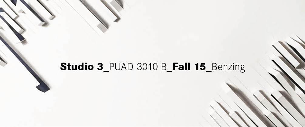 See Studio 3 student sample