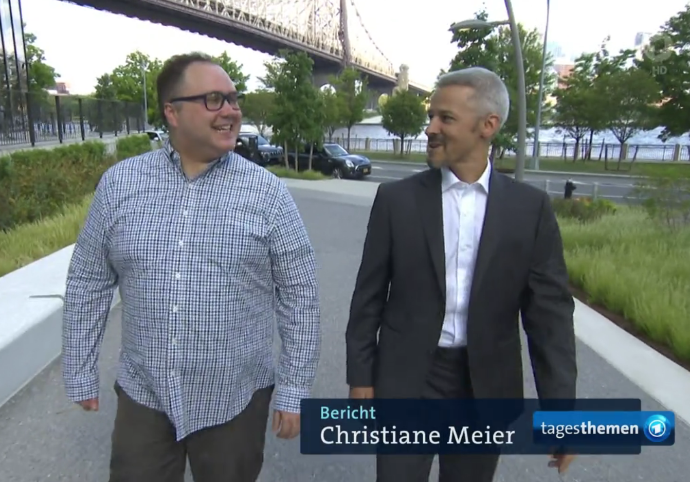 - See Andreas M Benzing and Ryan Lobello, AIA CPHD interview with German TV Channel about the Climate Mobilization Act and NYC`s Skyscrapers.