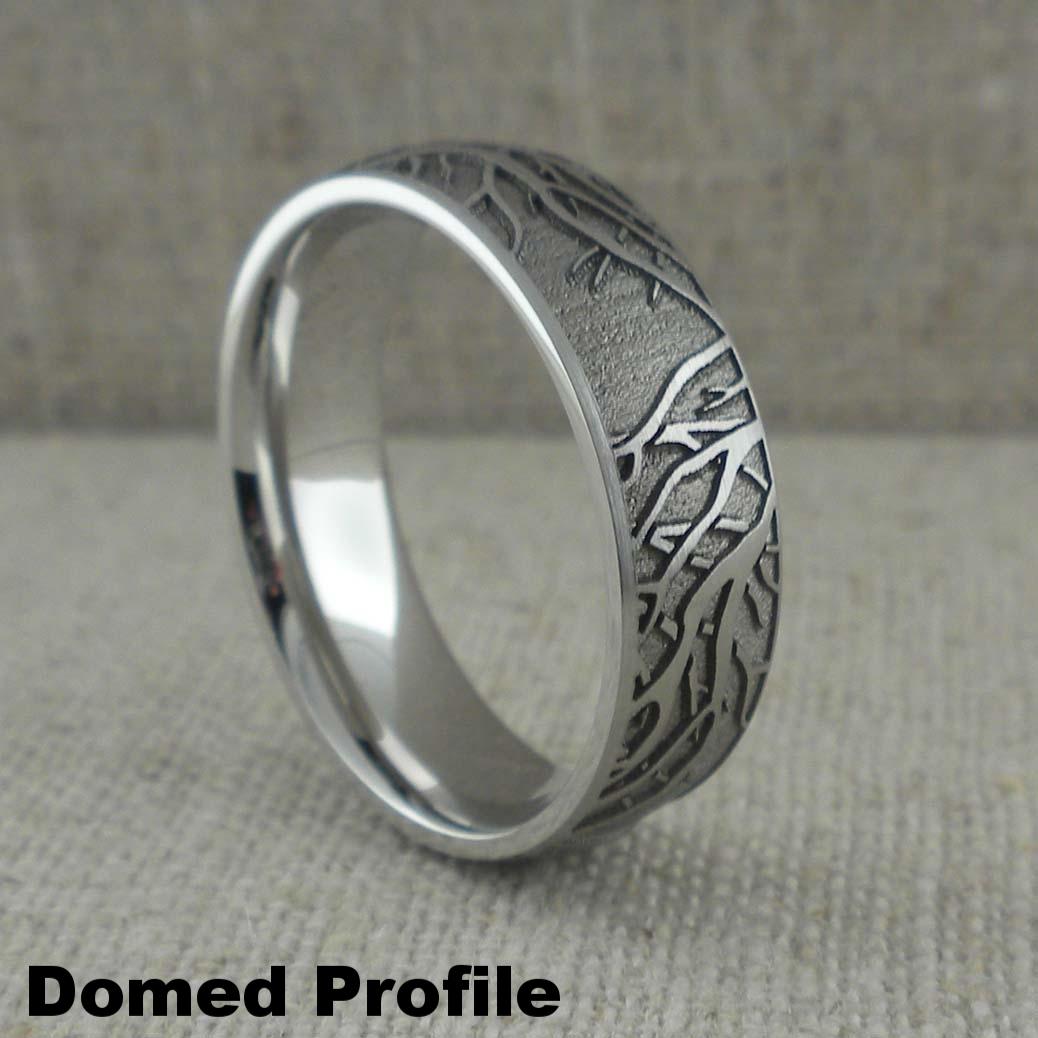 Domed  Profile