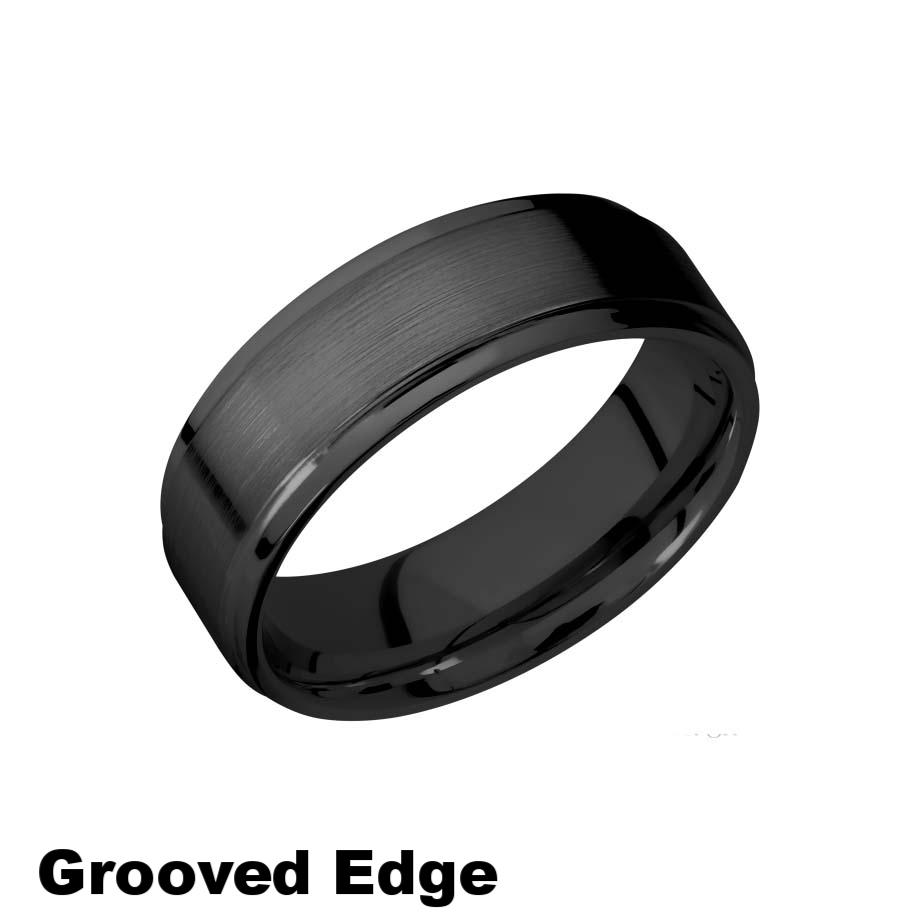 Grooved Edge