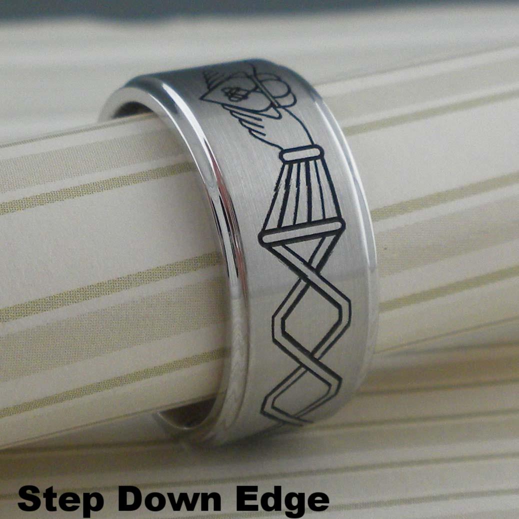 Step Down Edge