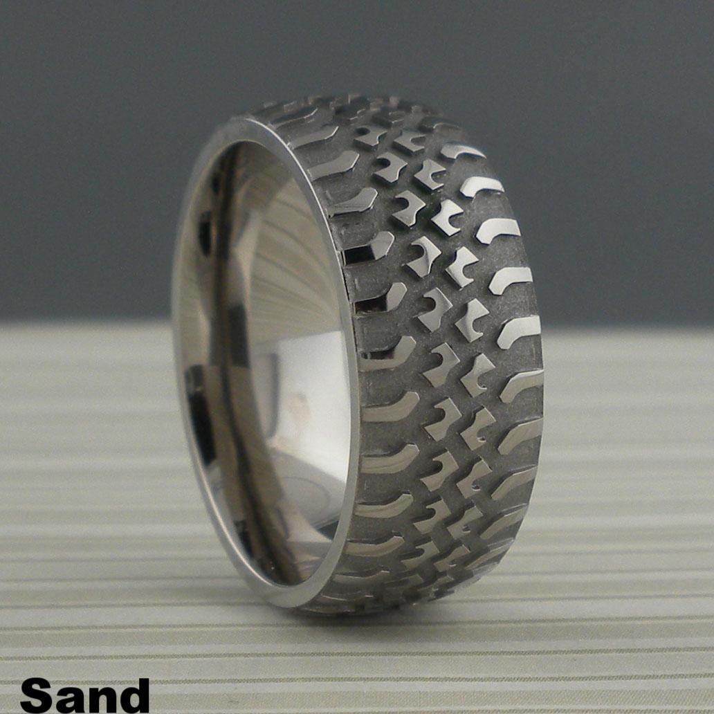 Sand Finish